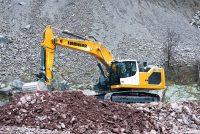 Excavatoarele pe șenile Liebherr R 930 și R 926 completează seria Generation 8