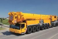 Liebherr îmbunătățește macaraua mobilă LTM 1750-9.1