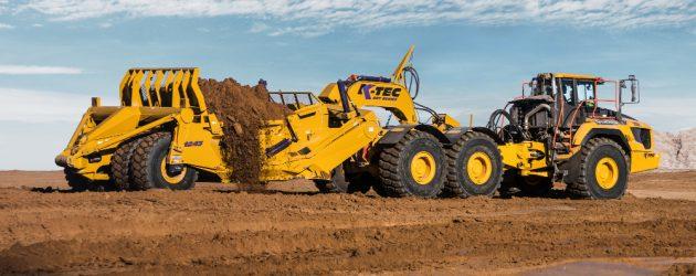 K-Tec vine cu noi produse și soluții terasiere avansate la Conexpo-CON/AGG 2020
