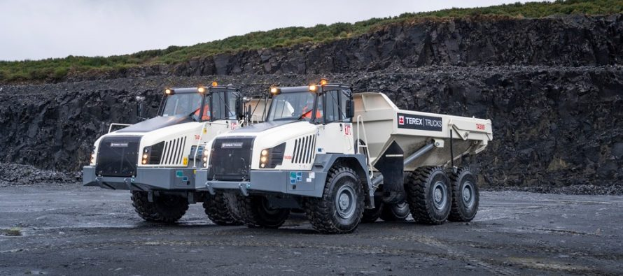 Terex Trucks va prezenta la Conexpo 2020 camioanele articulate TA300 și TA400