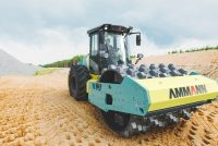 New Ammann ARS soil compactors feature reduced operating costs
