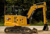 Caterpillar aduce în clasa de 6 tone noul excavator Cat 306 CR Next Generation