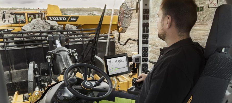 Sistemul de control Load Assist, acum standard pe încărcătoarele frontale Volvo din Europa