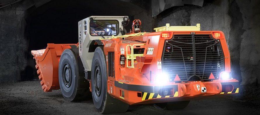 Sandvik introduce încărcătoare miniere subterane cu motoare Stage V