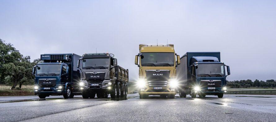 MAN a lansat noua generație de camioane