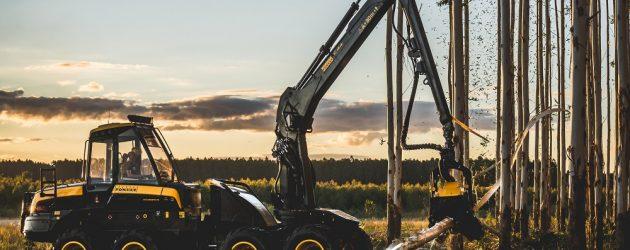 Ponsse Cobra – un harvester solid, ancorat în tehnologia finlandeză