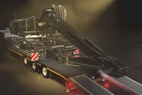 Goldhofer unveils the new »STEPSTAR« semi lowloader