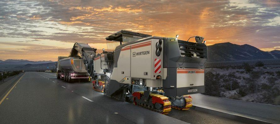 Premieră mondială la Conexpo 2020: Wirtgen lansează două noi freze mari de asfalt