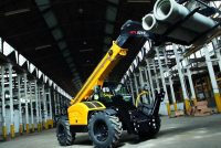 Haulotte's priority in telehandlers: safety and stability