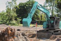 Kobelco anunță noul excavator de 14 tone SK140SRLC-7