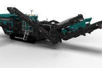 Powerscreen lansează concasoarele cu impact Trakpactor 230 și 230SR