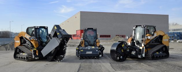 Case launches new B-Series compact track loaders and skid steers