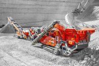 Terex Finlay to display three machines from their crushing, screening and conveying range at Conexpo 2020