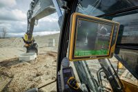 New functionality and options in Topcon machine control for earthmoving projects