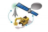 Comunicații celulare vs. prin satelit pentru flota de utilaje