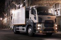 Camioanele specializate Ford Trucks – lider în segmentul de vehicule municipale