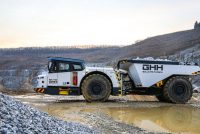 GHH has introduced the new MK-42 dump truck