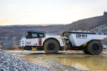 GHH a lansat noul camion subteran de 45 t MK-42