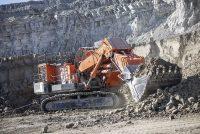 Noua serie EX-7 – cele mai sigure și eficiente excavatoare miniere Hitachi până în prezent