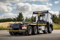 Increase volume and tonnage with Hyva's new Long Series hookloaders