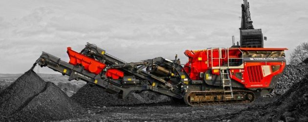 Terex Finlay introduces IC-Range of compact impactors