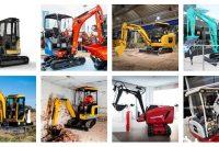 Miniexcavatoarele – utilaje mici cu impact mare în industria construcțiilor (Partea a II-a)