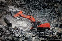 Excavatorul pe șenile DX800LC-5B este uriașul Doosan din clasa de 80t