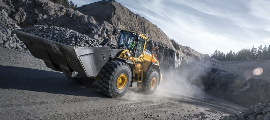 Volvo's H-Series wheel loaders L60H up to L350H receive an update