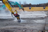 Frezele cu tambur MB Crusher – soluția pentru proiecte de construcție și reabilitare a podurilor și drumurilor