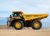 Komatsu announces the new HD785-8 rigid dump truck