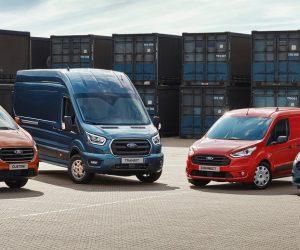 Cefin Trucks integrează servicii aftersales pentru vehiculele comerciale ușoare Ford în România