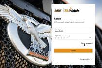 Case lansează platforma telematică SiteWatch cu un nou design, un nou afișaj și o navigare simplă