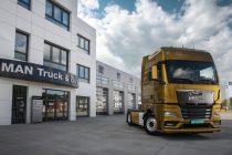 Al 9-lea service MAN, din cadrul rețelei naționale MHS Truck Service, inaugurat la Oradea