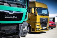 Noul autotractor MAN TGX și comerciala ușoară MAN TGE, prezentate oficial în România