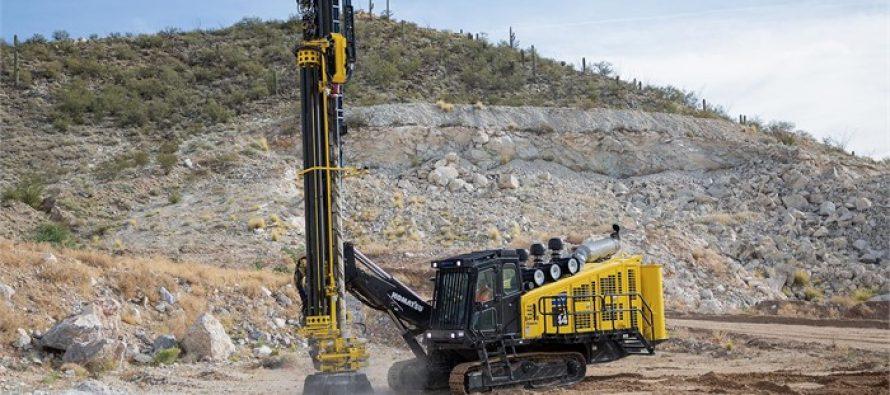 Komatsu Mining regrupează mai multe linii de produse miniere din cadrul companiei