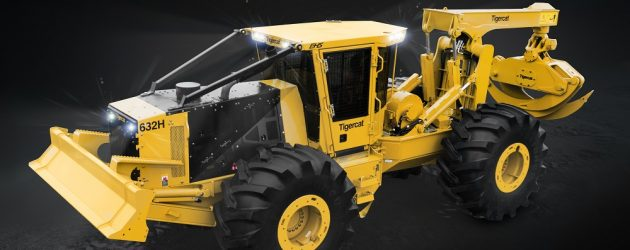 Tigercat releases highly anticipated H-Series skidders
