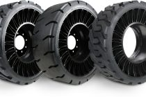 Gama de anvelope radiale airless Michelin X Tweel