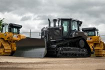 Caterpillar celebrează producția a 175.000 de buldozere de clasă medie cu pinion de antrenare înălțat
