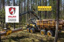 IRUM devine dealer oficial Ponsse în România