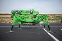 Palazzani prezintă noua gamă de minimacarale păianjen Palcrane