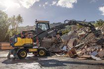 Volvo CE își extinde gama de excavatoare pentru manipularea materialelor
