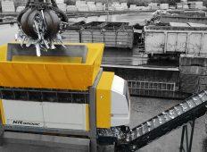 Untha XR – profesionistul din sectorul tocării deșeurilor metalice