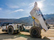 GHH stabilește noi standarde pentru utilajele miniere prin folosirea uleiurilor hidraulice biodegradabile