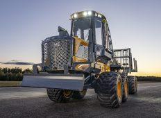 Eco Log lansează noul forwarder de 16 tone 584F