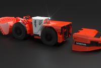 Premieră mondială: Sandvik prezintă noul încărcător minier de 18 tone LH518B, alimentat de baterii