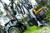 Kesla lansează un cap de recoltare proiectat special pentru utilizarea pe tractoare