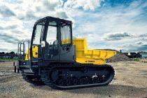 Yanmar lansează noul dumper pe șenile C50R-5A