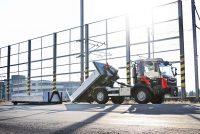 Vehicule multifuncționale Reform pentru sectorul municipal