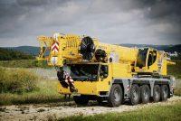 Liebherr lansează noua macara mobilă de 150 de tone, LTM 1150-5.3