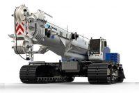 Noua macara cu braț telescopic Tadano GTC-1800EX nu are rival în clasa sa